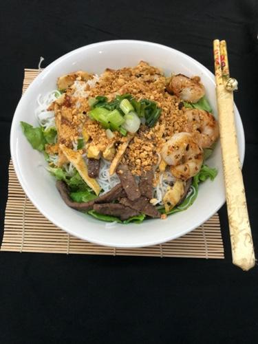 14. Special Combo Noodle Bowl