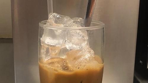 122 - Vietnamese Coffee With Ice Milk - Cà Phê Sữa Đá