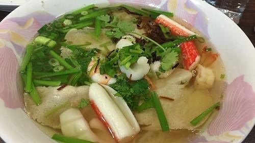 19 - Clear Noodle - Hủ Tiếu Nam Vang Dai