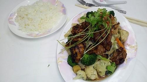 101 - Vegetables - Rau Cải Tôm/Bò/Gà