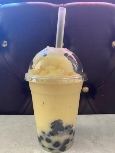 140 - Jackfruit Shake - Sinh Tố Mít (with tapioca add $0.75)