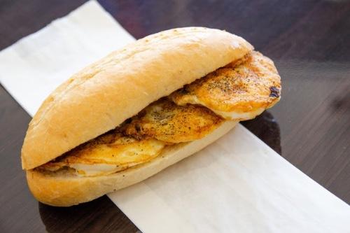 Fried Egg Sandwich (BM Trứng Chiên Sáng)