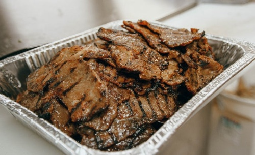 Grilled Pork (Thịt Nướng)