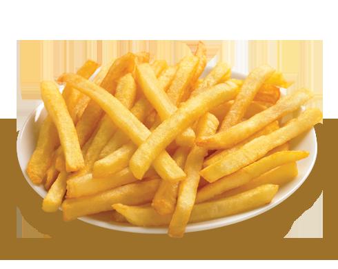 Crunchy Fries Potato (khoai chiên lớn)