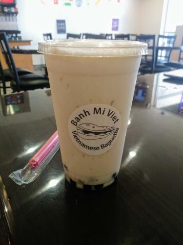 BMV Coconut Smoothie