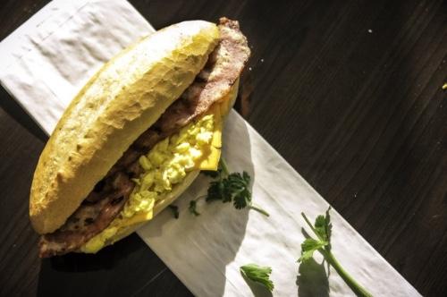 BMV Bacon & Egg (BM Bacon & Trứng)