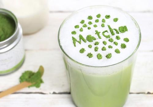 Pure Matcha Smoothie