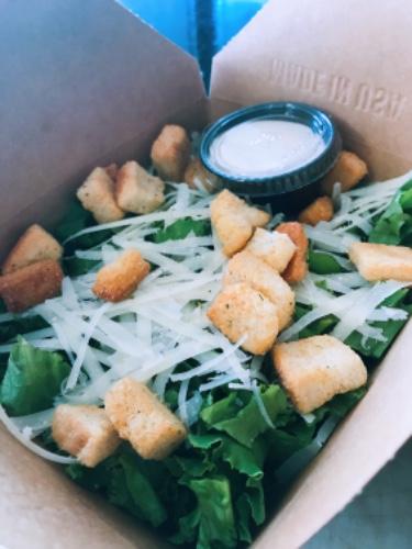 Creamy Pesto Salad