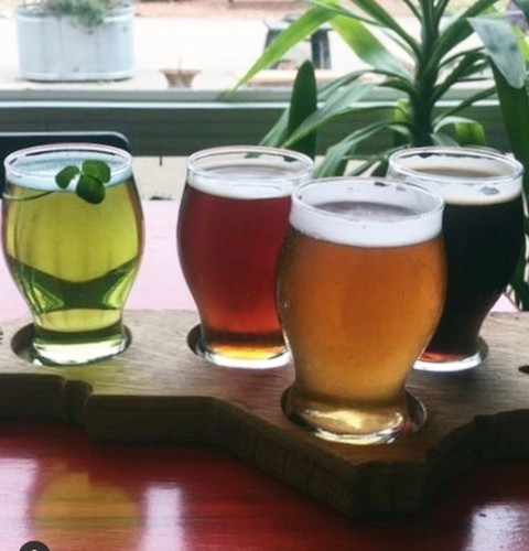 Rotating Beer Flight