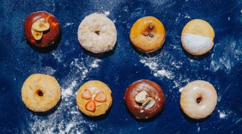 Donuts 8 pcs