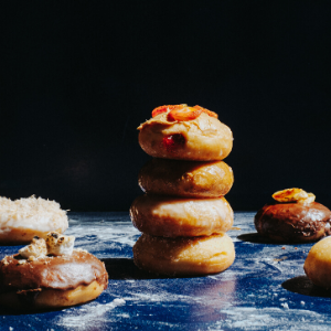 Donuts 4 pcs