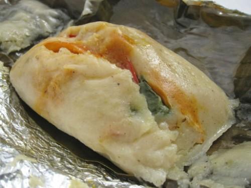 Tamales - Colado