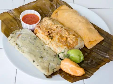 Tamales - Variety Trio