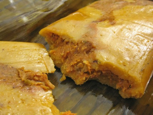Tamales - Vaporcito/Tortiado