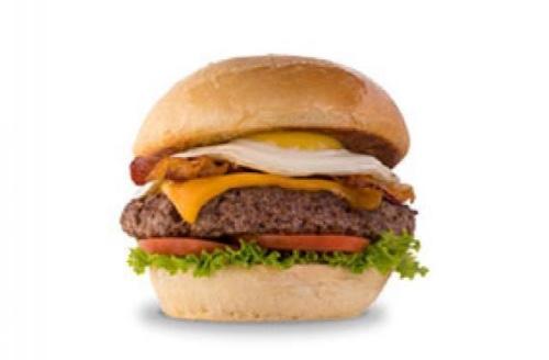 The Hangover (preset as 1/3 Lb. Burger)