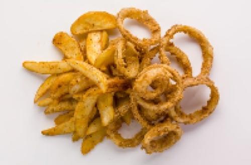 Fries & Onion Rings
