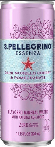 Dark morello cherry & Pomegranate