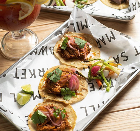 6 Taco Plate