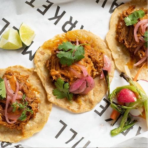 9 Taco Plate