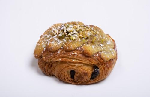 Pistachio Chocolate Croissant