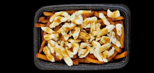 Traditional Poutine Double Cheese