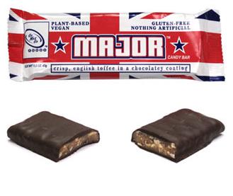 Major Chocolate Candy Bar