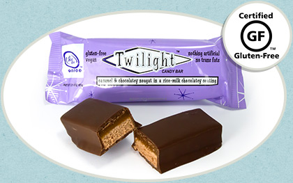 Twilight Chocolate Candy Bar