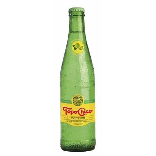 Topo Chico Sparkling Lime