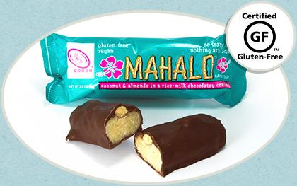 Mahalo Chocolate Candy Bar