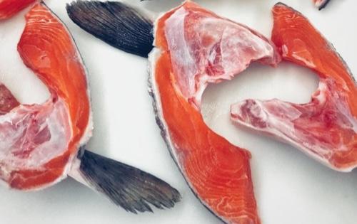 Salmon Kama (Collar)