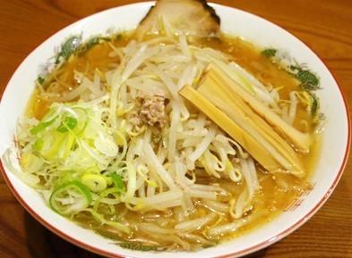 Soybean Paste Ramen Soup (된장라면, 味噌拉面)