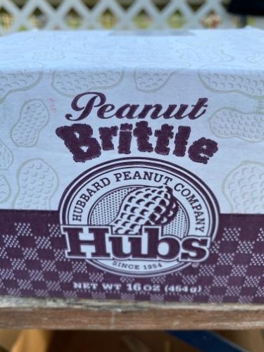 Hubs Honey Kissed Peanuts