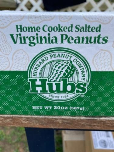 Hubs Salted Peanuts