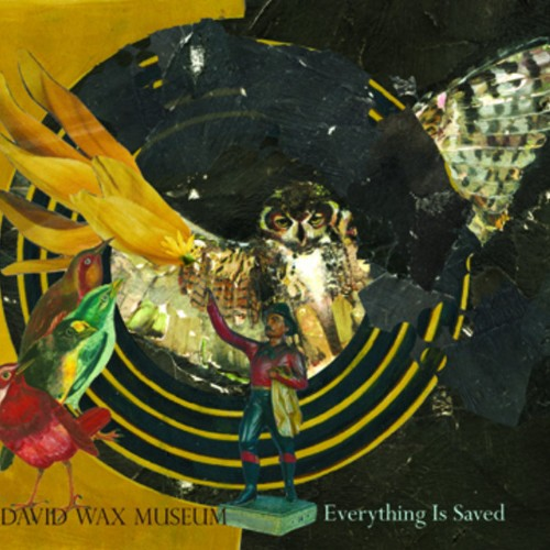 CD - Everything Is Saved