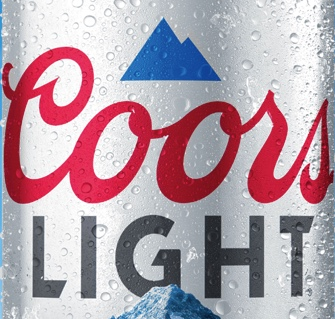 Coors Light 16 oz CAN