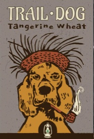 Trail Dog Tangerine Wheat