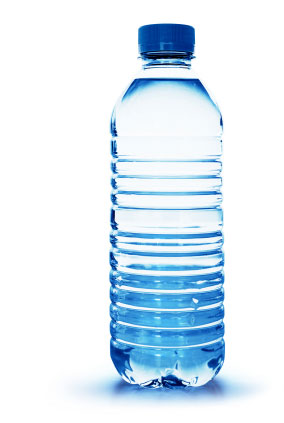 Bottled Life water