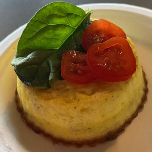 Frittata - Veggie Style