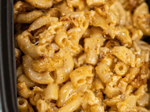 Seafood Macaroni