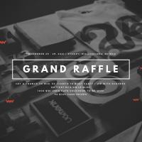 Grand Raffle Tickets