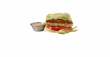 Chicken Skinny Burger