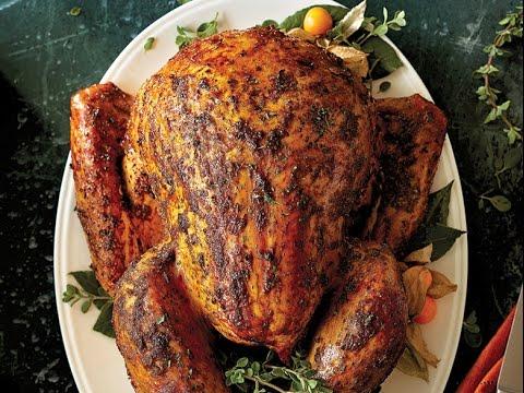 Jerk Turkey  Dinner!