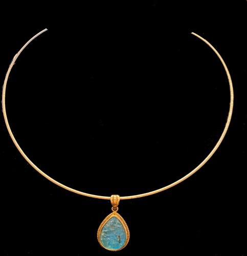 Armenian Stone necklace