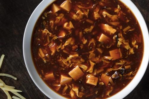 Hot & Sour Soup Bowl