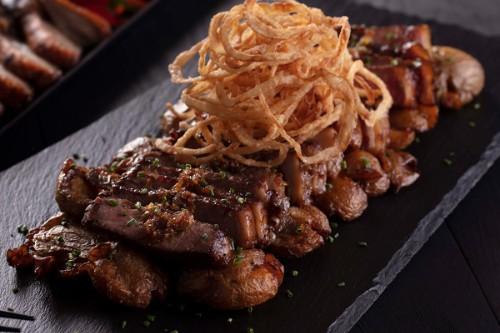 Korean Bulgogi Steak