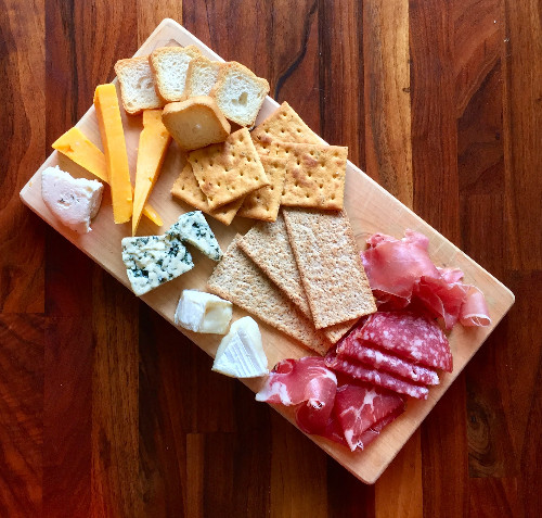 Meat & Chees Plate