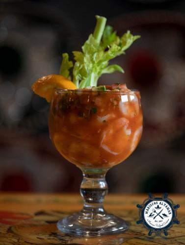 Campechano Cocktail