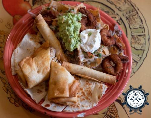 Mariscos Fiesta Platter