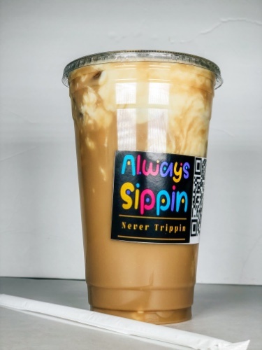 House Blend Protein Iced Coffee