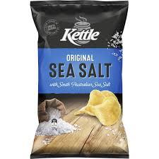 Kettle Chip Varieties
